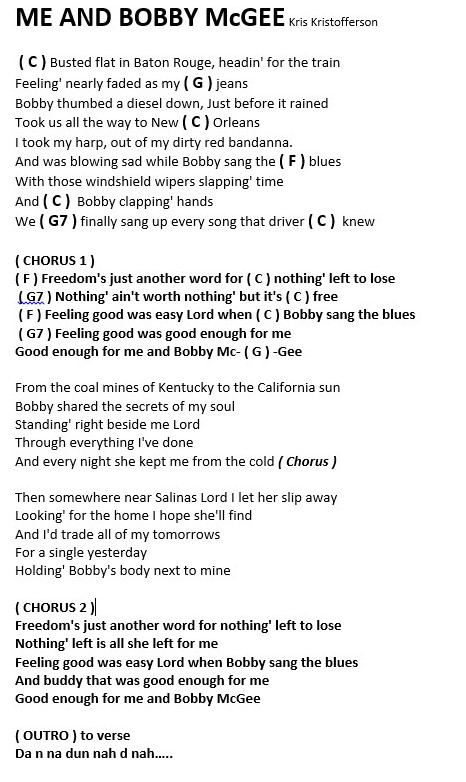 Key Bb | Hooleys Song List